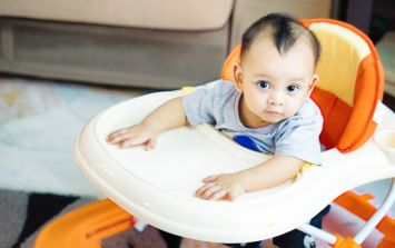 'There are safer alternatives': Parents warned about the dangers of baby walkers