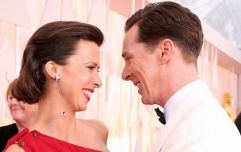 Benedict Cumberbatch and his wife Sophie Hunter are expecting their third child