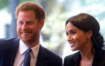 Harry and Meghan just received their first OFFICIAL baby gift... and look how cute