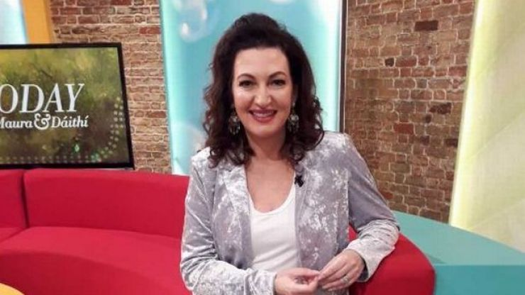 'I hope I live long enough to see him grow': Maura Derrane on becoming a mum in her 40s