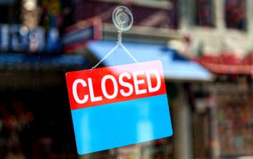 Four Irish food businesses served closure orders for safety breaches last month