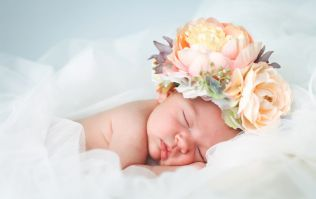 20 floral-inspired baby names which would be perfect for your little blossom