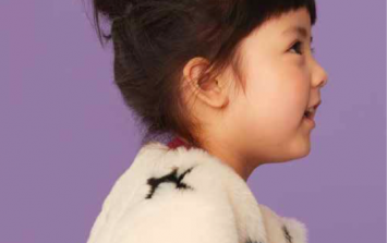Adorable! This star-themed kids coat is €20 worth of perfection
