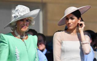 Camilla has given Meghan Markle the same gift she gave Kate a few years back