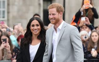 Meghan and Harry just received a very exciting baby delivery at their new home