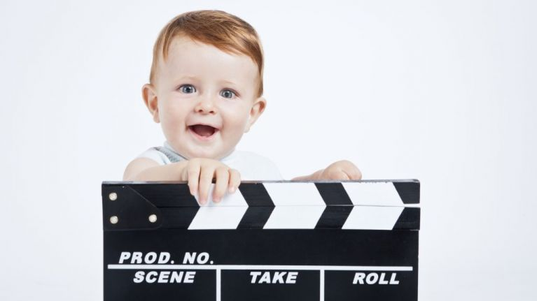 And ACTION! 20 fantastic baby names that are also the names of film titles