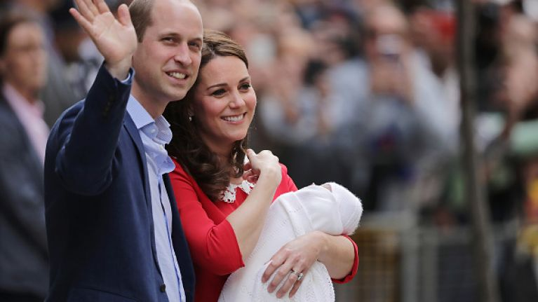 Royal expert says this is the next time we will see Prince Louis