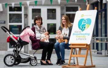 Limerick is Ireland's 'breastfeeding-friendly' capital with launch of new campaign