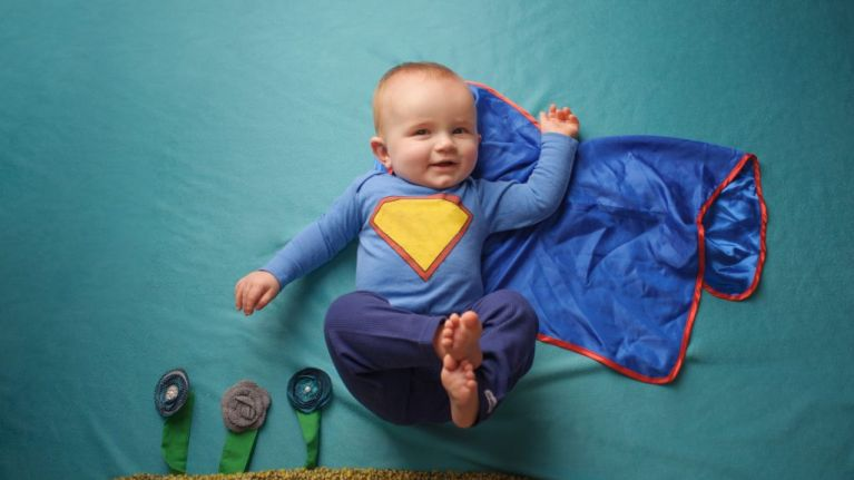 22 baby names which are absolutely perfect for your little superhero