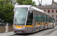 'Extensive damage' done to Luas means Green Line won't run until tomorrow