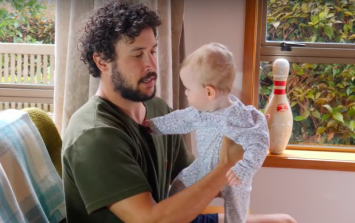 This dad's hilarious video on 'how to parent' is the most relatable thing EVER