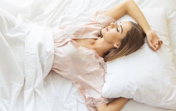 Wearing this item of clothing could help you get to sleep even faster