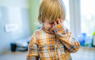 According to a child therapist, this is what your child fears the most at each age