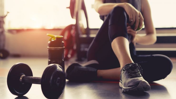 You can tone your entire body with these TWO very simple exercises