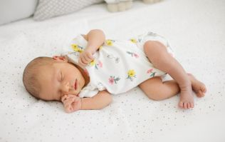 The 1st year: 4 tips to TRY to get your baby to sleep through the night