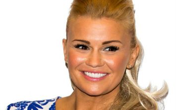 Kerry Katona jokes about feeling 'peachy' as she shows off results of bum lift