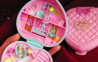Still have your old Polly Pocket? It could make you a FORTUNE now