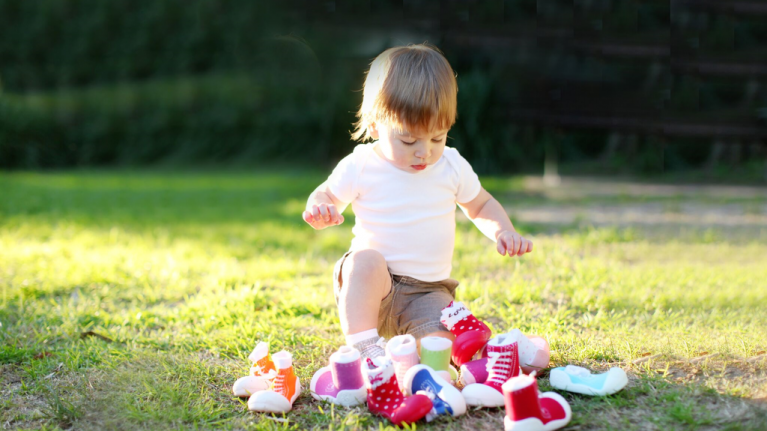 All you need to know about Attipas, the 'walking science' children shoes