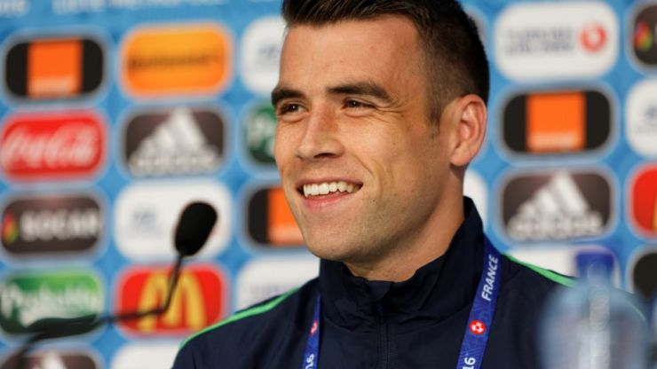 Huge congrats! Seamus Coleman and wife Rachel 'welcome baby #2'