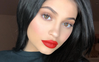 Kylie Jenner shares first look at newborn Chicago in baby announcement