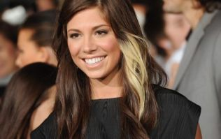 Christina Perri has announced the birth of her first child
