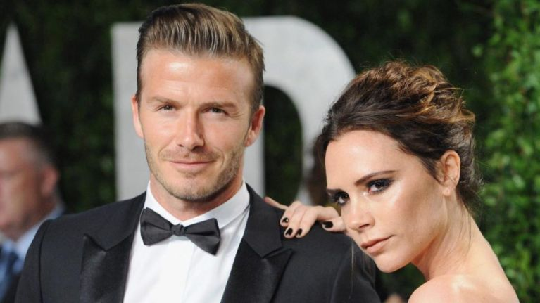 20 years on: David and Victoria Beckham share ultimate throwback to mark their anniversary