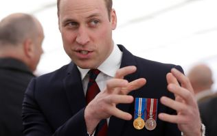 Prince William has shaved his head and it's certainly different