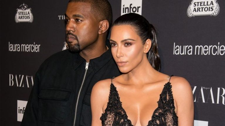 Kim Kardashian and Kanye West have confirmed the name of ...
