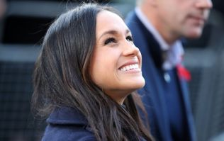 Somebody has found an old tweet from Meghan Markle's days in Dublin