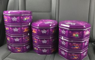Quality Street is being flogged for €1.40 a tin ... and everyone is going wild