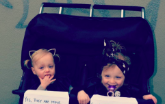 Mum has brilliant reply after people keep asking about her twins