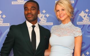 Strictly Come Dancing's Ore Oduba and wife Portia welcome baby boy