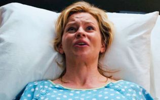 There's an odd non-medical reason why women give birth lying down