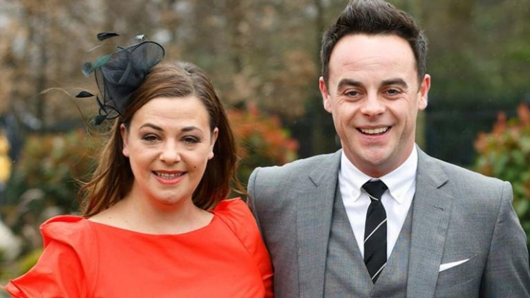 'Difficult time' Ant McPartlin to divorce his wife of 11 years, Lisa Armstrong