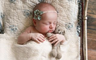 These baby girl names were used only five times last year
