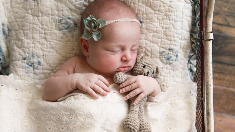 Baby girl names only used five times last year if you want something unique