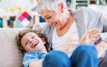 New study says spending time with grandparents is all sorts of important