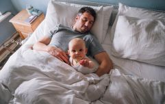 Here is how many nights of sleep new parents lose during their baby's first year