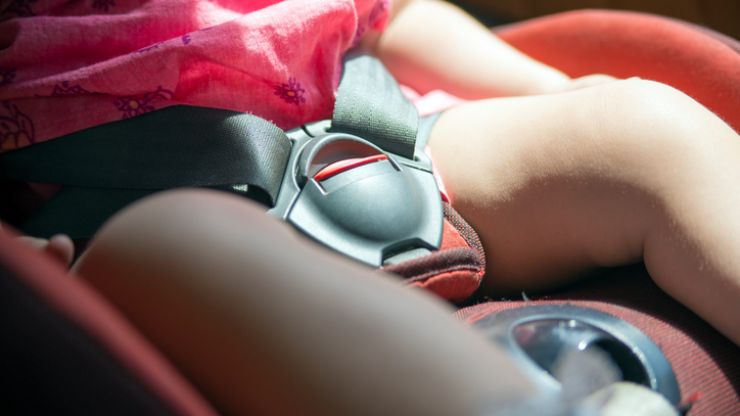 Mum's heartbreaking story on why you should never let your child sleep in their car seat