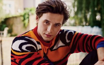 Brooklyn Beckham gets tattoo in tribute to his dad David