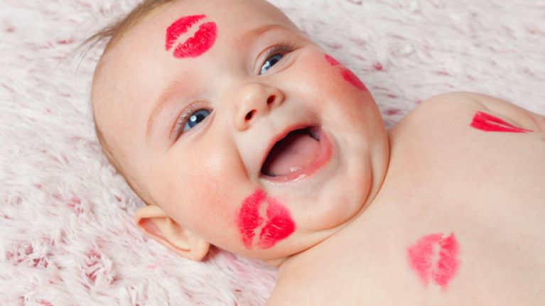 15 love-inspired baby names in the lead up to Valentine's Day