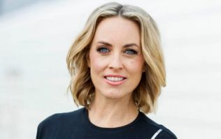 Kathryn Thomas on why she went back to work 'a lot sooner' than expected after daughter's birth