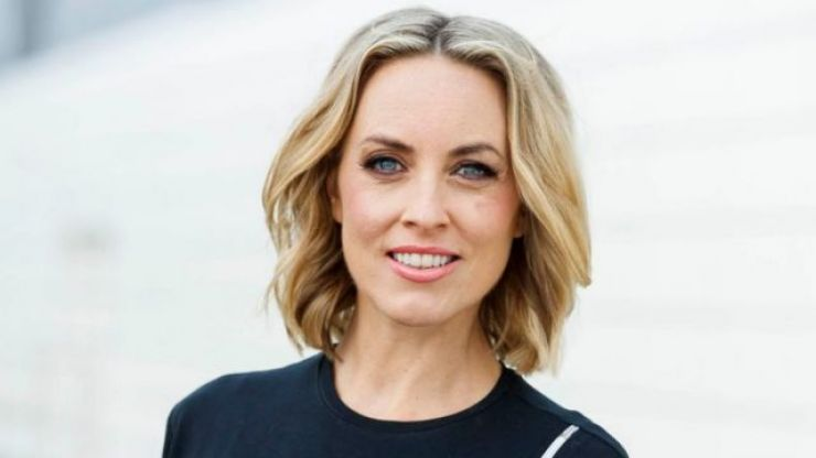 Kathryn Thomas shares adorable tribute to mark daughter's first birthday