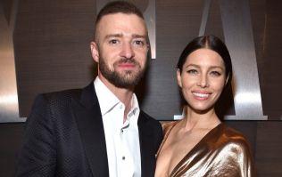 Jessica Biel calls Justin Timberlake a 'super hot dad' in cute post