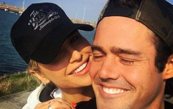 Congratulations! Vogue Williams is pregnant with her first child