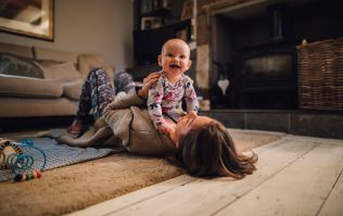 Mum blogger has a BRILLIANT message for all stay at home mothers