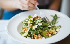 """This restaurant's """"Maternity Salad"""" claims to help overdue mums go into labour"""