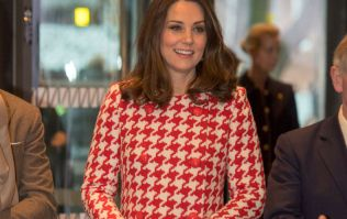 There's a weird reason why Kate Middleton never takes her coat off in public