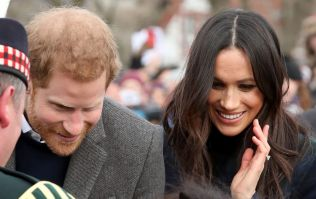 Meghan Markle broke royal protocol yesterday for the sweetest reason