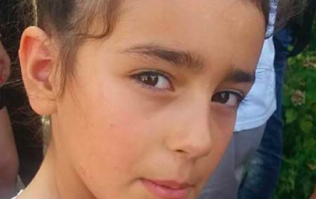 Body of nine-year-old girl who went missing from wedding has been found